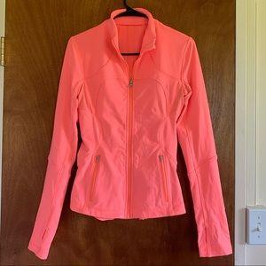 Lululemon Forme Jacket Coral 6